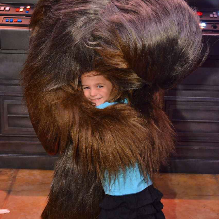 Zoie and Chewy