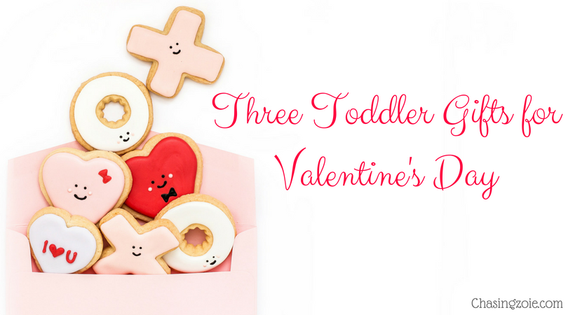 Three Toddler Gifts for